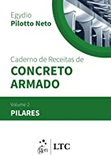 Caderno de receitas de concreto armado - Pilares - Volume 2