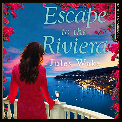 Escape to the Riviera audiobook cover art