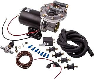 Electric Vacuum Pump Kit Brake Booster w/Volt Pump 18