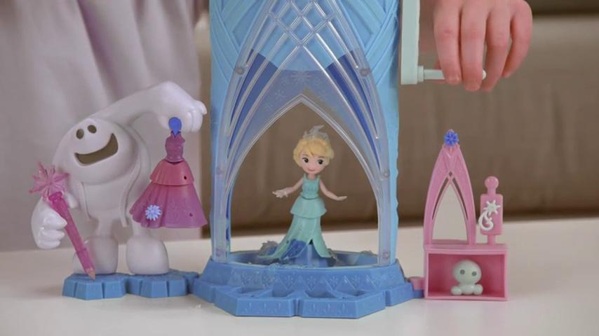 Disney Frozen Little Kingdom Magical Snow Maker