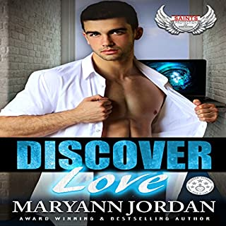 Discover Love cover art