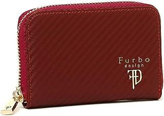 [フルボデザイン] メンズ 小銭入れ Furbo design FRB114 レッドブラック [並行輸入品]