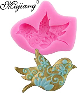 Dragonfly Silicone Mold Fondant Cake Decorating Tools Candy Chocolate Molds 3D Craft Soap Jewelry Pendant Resin Moulds 1 pcs Star Trade Inc