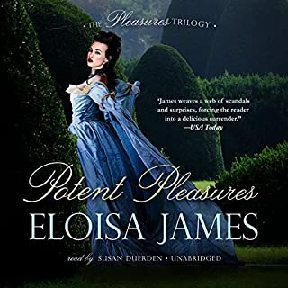 Potent Pleasures audiobook cover art