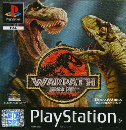 Playstation 1 - Jurassic Park: Warpath