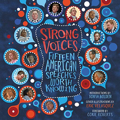 Strong Voices  By  cover art