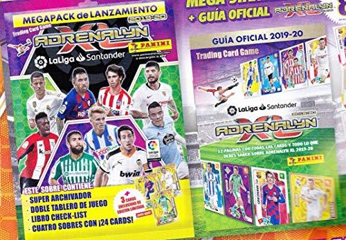 Adrenalyn Megapack Lanzamiento XL 2019 2020