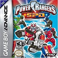 Power Rangers: Space Patrol Delta (輸入版)