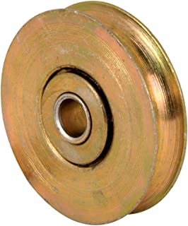Prime-Line Products D 1503 Steel Ball Bearing Sliding Door Roller, 1-1/2-Inch, 2-Pack