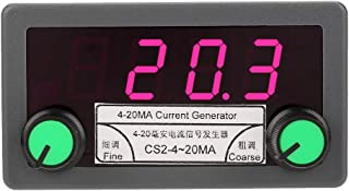 𝐂𝐡𝐫𝐢𝐬𝐭𝐦𝐚𝐬 𝐆𝐢𝐟𝐭 電流信号発生器、4-20mAデジタル電流アナログ信号発生器粗調整/微調整定電流出力