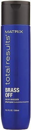 Matrix Brass Off - Blue Shampoo & Conditioner