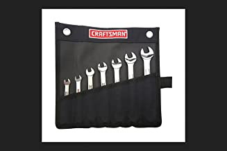 Craftsman Combination Wrench Set Metric 7 Piece 8 Mm 9 Mm 10 Mm 11 Mm 12 Mm 13 Mm