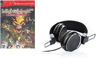 Pack jeu pour PC Might and Magic 7 - For Blood and Honoravec casque arceau