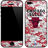 Skinit Decal Phone Skin Compatible with iPhone 5/5s/5SE - Officially Licensed NBA Chicago Bulls Digi Camo Design