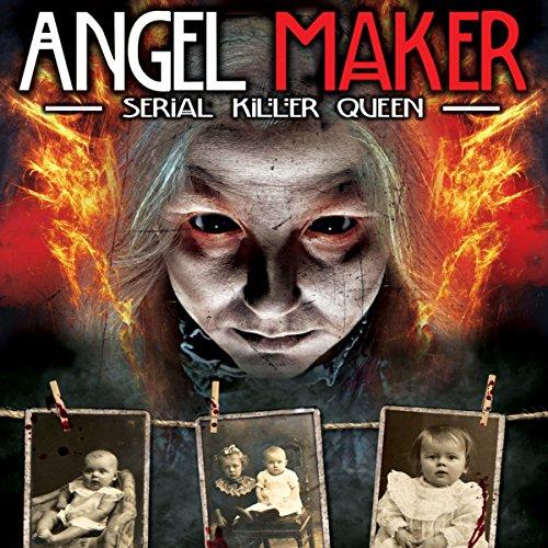 Angel Maker audiobook cover art