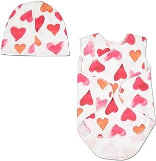 Itty Bitty Baby Boys & Girls NICU Wrap Set - NICU Friendly