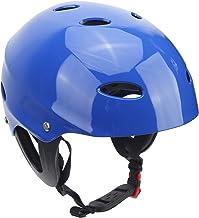 Equipamento de proteção, circunferência ajustável da cabeça capacete de resina ABS para surfe, leve para escalada, surfe, ...