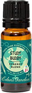 "Edens Garden Study Buddy""OK For Kids"" Essential Oil Synergy Blend, 100% Pure Therapeutic Grade (Child Safe 2+, Cold Flu & Energy), 10 ml"