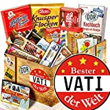 DDR Geschenk Box Vati - Süssigkeiten Box mit Produkten aus der DDR