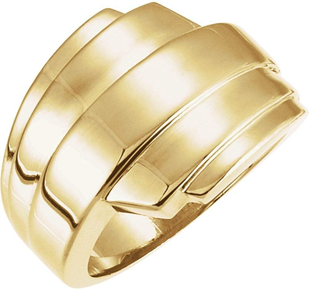 14k 70% OFF Outlet Yellow Gold Metal 6 Ring Fashion Size Max 86% OFF