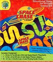 スペースチェイス - 掛け算と分割教育ゲーム