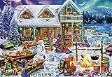 Buffalo Games - Winterland Fun - 2000 Piece Jigsaw Puzzle