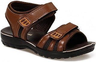 81.511000.F Kahverengi Erkek Çocuk Sandalet