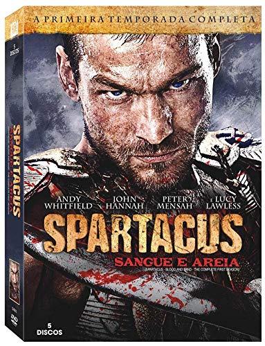 Box Spartacus - Sangue E Areia 1ª Temporada
