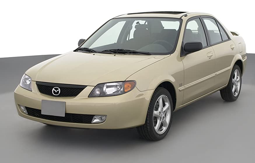 mazda 323 protege 1997 review