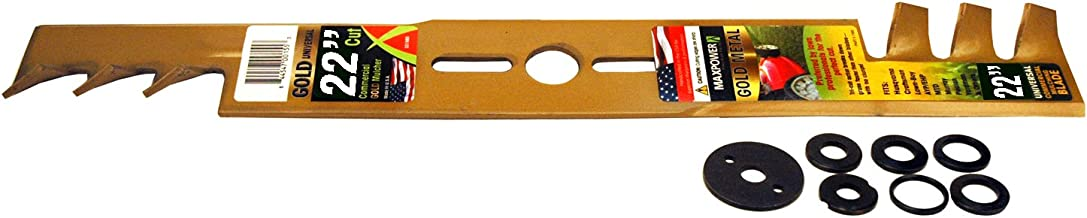 Maxpower 331982B Lawn Mower Replacement Parts, gold
