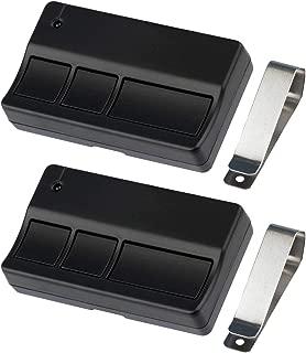 2 Remotes for 373LM Liftmaster Garage Door Opener