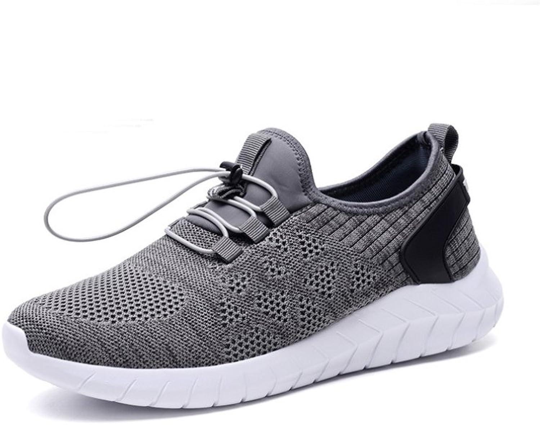 YXLONG New Men's shoes Sports shoes Men's Low Help Casual shoes Men's Breathable Low shoes Men's shoes Tide shoes