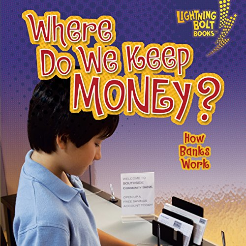 Where Do We Keep Money? copertina
