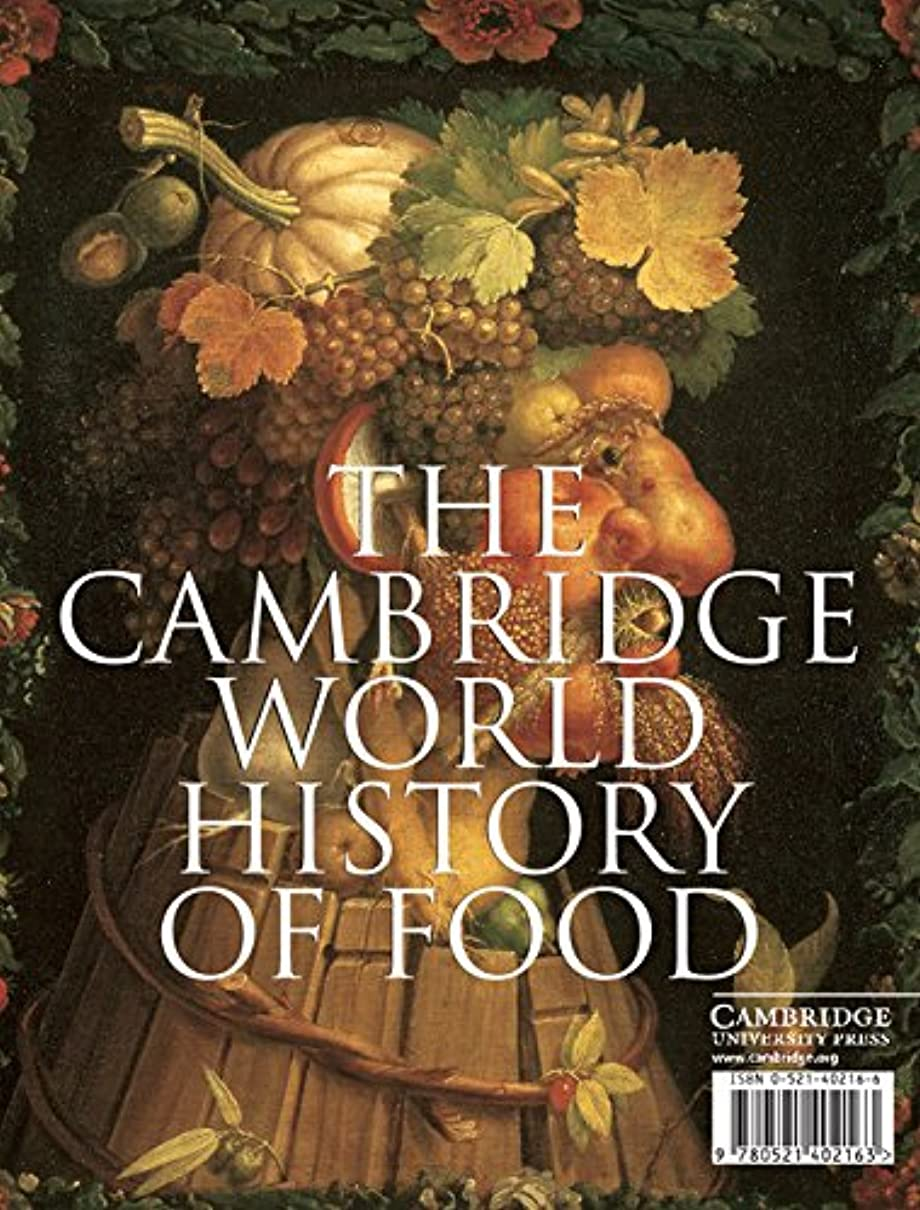 エンティティポータブル高原The Cambridge World History of Food 2 Part Boxed Hardback  Set