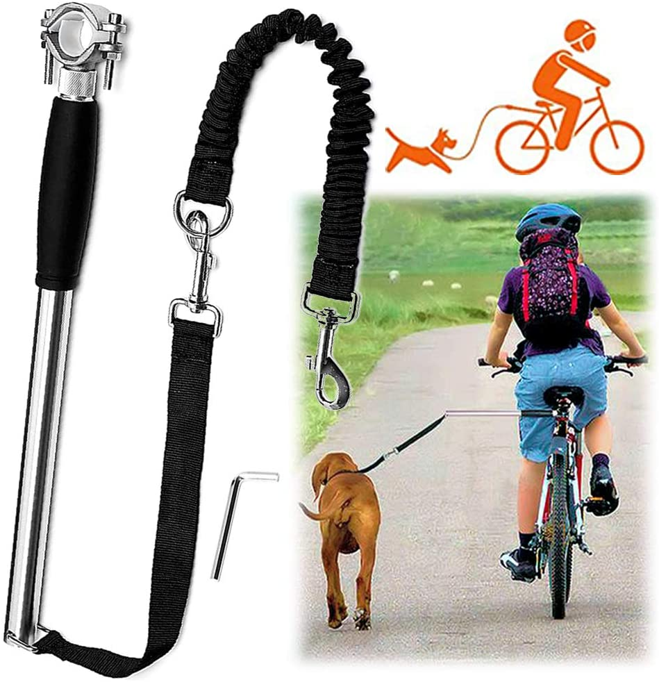 Videosystem Dog Hands Free Leashes 70% OFF Outlet Bicycle Ex Ranking TOP13 Leash Bike