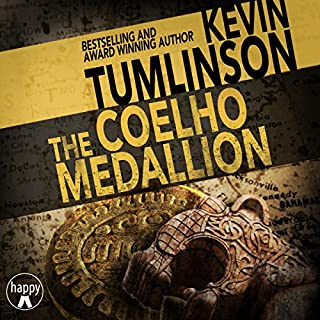 The Coelho Medallion audiobook cover art