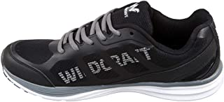 Wildcraft HypaGrip Ogden Sneakers Black Grey