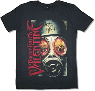 Bullet For My Valentine Army of Noise Black T Shirt BFMV