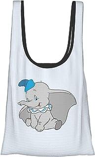 Dumbo(1)环保袋 购物袋 折叠多功能 大容量 防水 轻量 购物包 动画人物 商品 男女通用 杂货