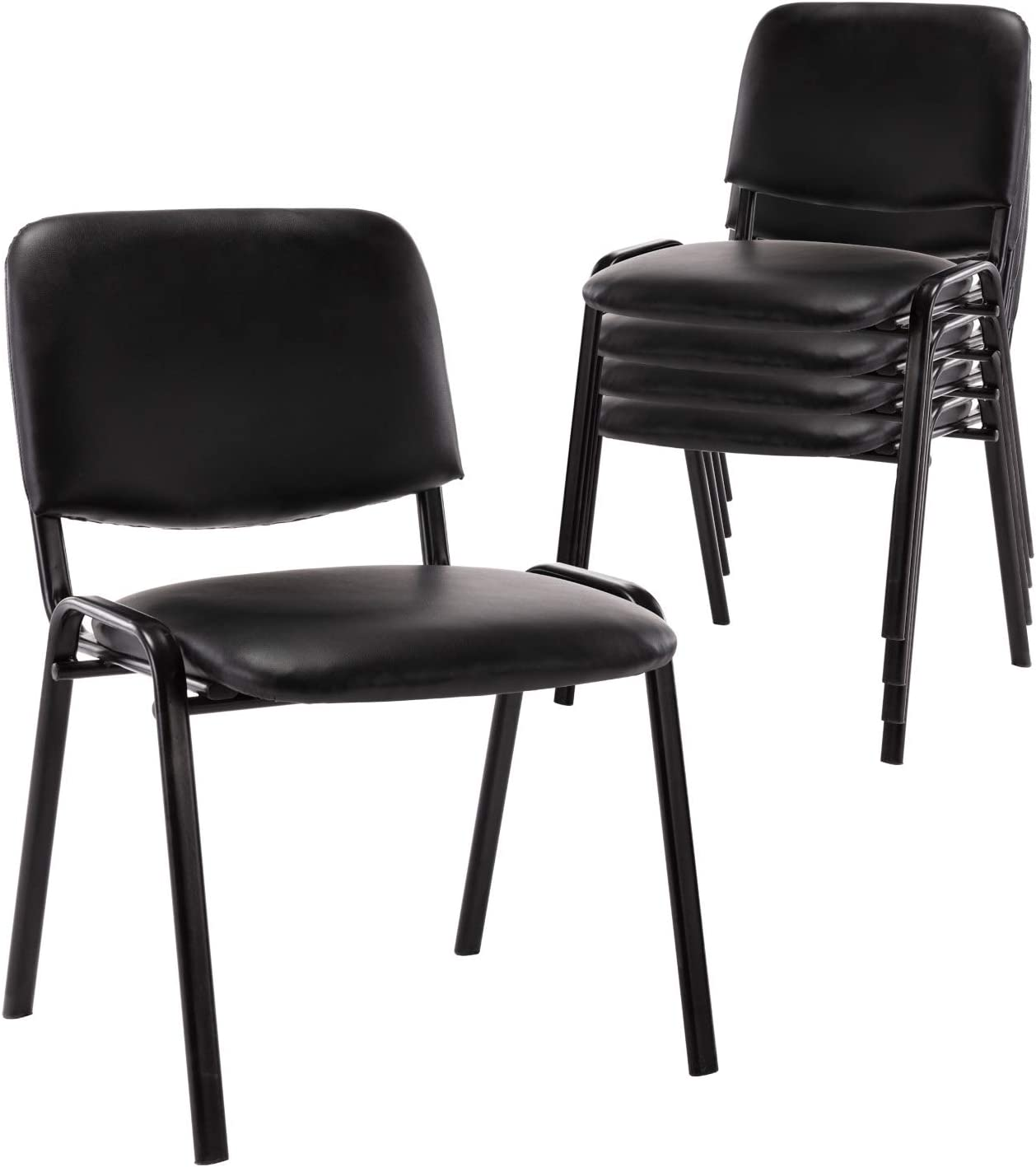 HEAH-YO Reception Chair Stacking Armless Office Mesh Outlet ☆ Free Shipping Conference Popular