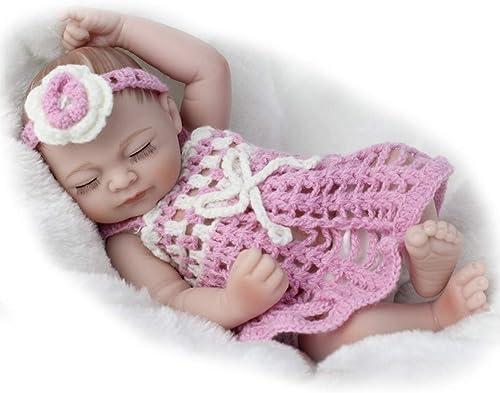Más asequible CHENG muñeca Reborn Que Parece Una Verdadera muñeca Durmiendo Durmiendo Durmiendo De 30 Cm  en linea