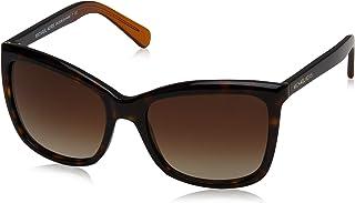 2a138a1747aca Michael Kors MK2039 321713 Dark Tortoise Cornelia Square Sunglasses Lens  Catego