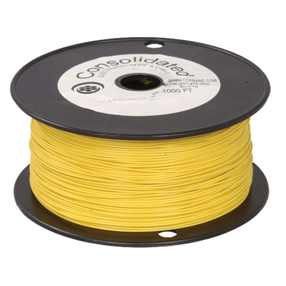 Jameco Valuepro 817-4-1000 Hookup Wire 24 AWG Stranded (7x32) Ti