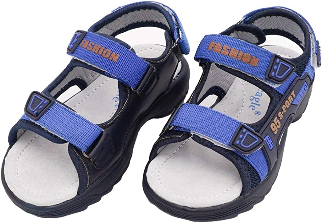 Children's Superior Popular standard Kids Sports Sandals Summer Open Beac Outdoor Toe