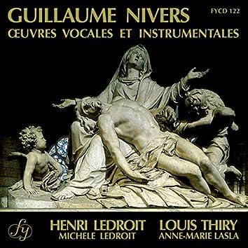Nivers: Vocal & Instrumental Works