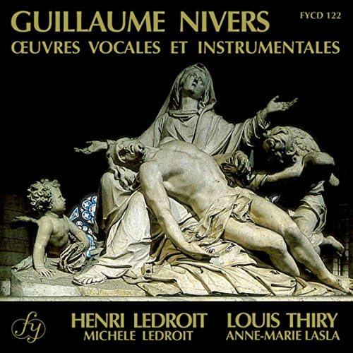 Henri Ledroit & Michèle Ledroit