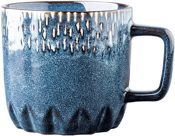 mugs Kiln Color-changing Coffee Fees free!! Large Ceramic Max 67% OFF 450 Mug
