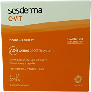 Sesderma C-vit Intensive Serum Ampoules 5x2ml [並行輸入品]
