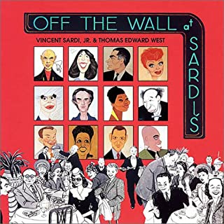 Off the Wall at Sardi's