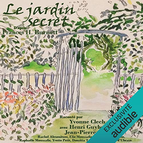 Couverture de Le jardin secret